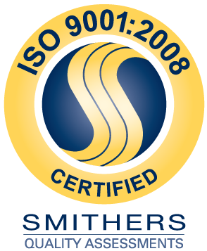 SQA Cert Badge - ISO9001