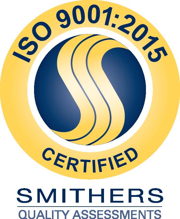SQA Cert Badge - ISO9001